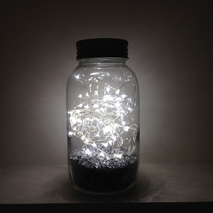 D.I.Y. Fireflies In a Jar