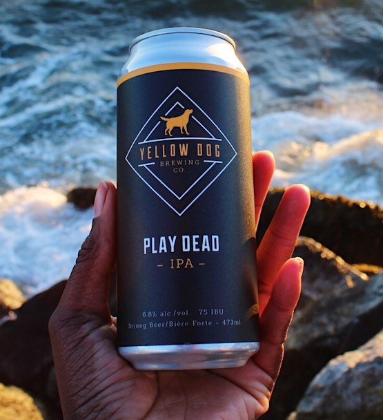 Play Dead IPA – Yellow Dog Brewery
