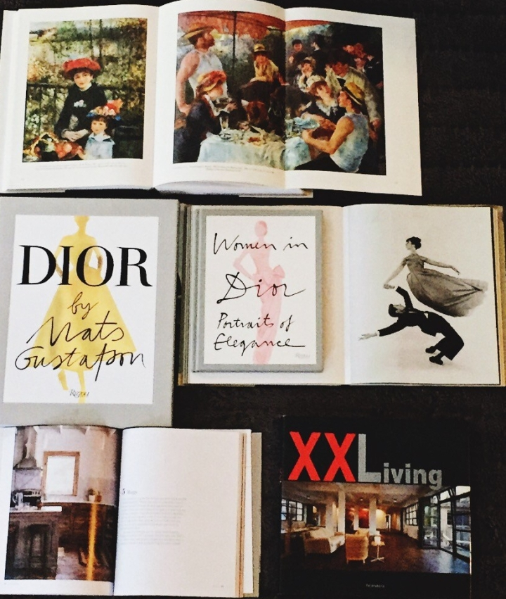 DECOR - Coffee Table Books