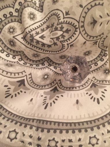 Diamond Shaped Shower Rings