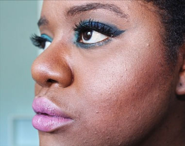 URBAN DECAY X BASQUAIT - TENANT PALETTE (look created using, LES, BOOM and UNTITLED on Natoya)