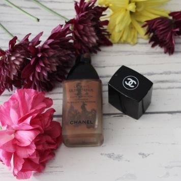 Chanel - foundation - justnatoya