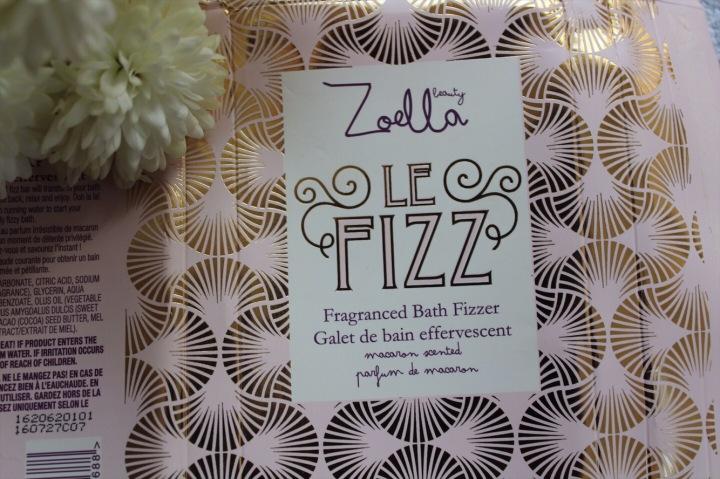 Zoella Bath Fizzer