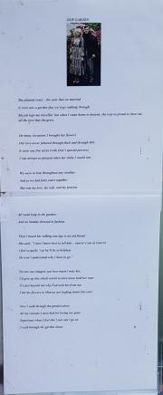 Open Garden - Poem