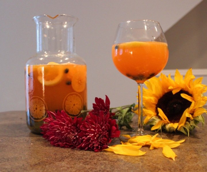 Extra Dry Citrusy HomemadeSangria
