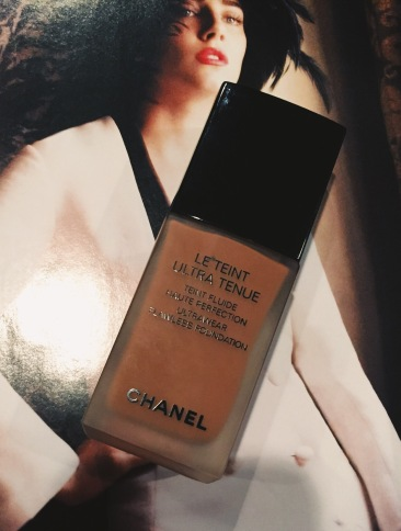 Chanel Flawless Foundation - 362 Chocolate