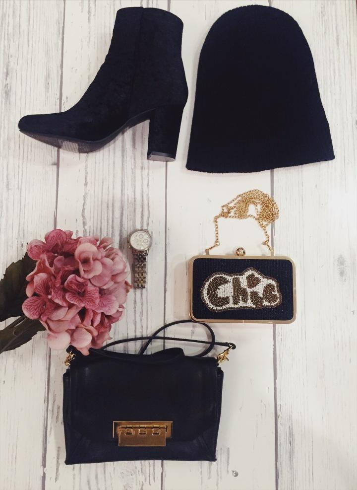 chic, fall fashion, vancouver blogger, zac posen, sam alderman, toque, booties,fw18,abmlife