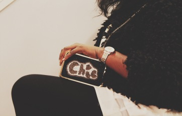 chić, fashionista, blogger, hudson bay company,