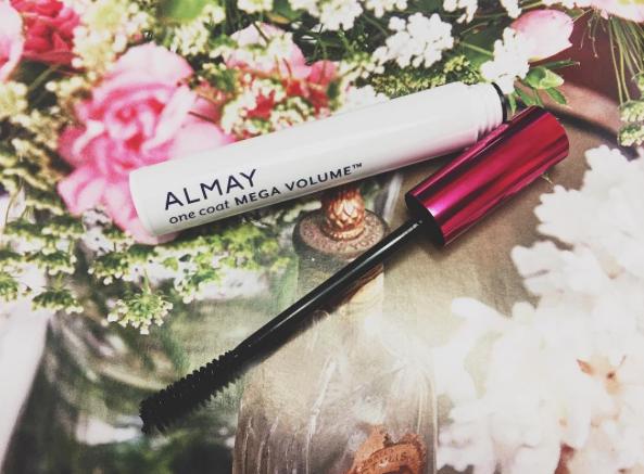 Almay – Mega Volume Mascara XInfluenster