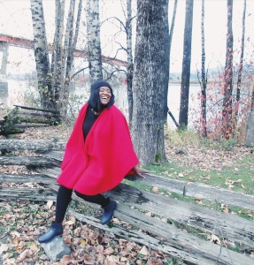 thrifted, thrift store, not for profit, re love, repurposed, upcylce, mcc, red, red poncho, fashion, fashion finds, canadian blogger, beauty blogger, fashion blogger, lifestyle blogger,