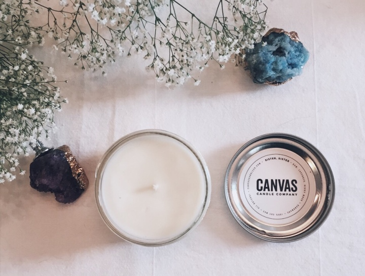 #Shoplocal – Canvas Candle Company+ Mossy Creek & Co.,Mission B.C.