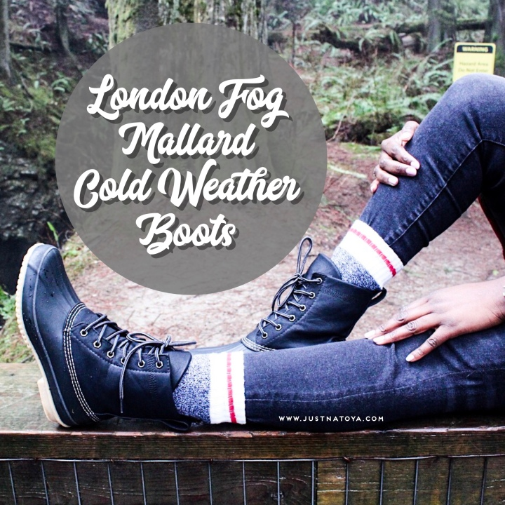 London Fog's Mallard Cold Weather Boots.
