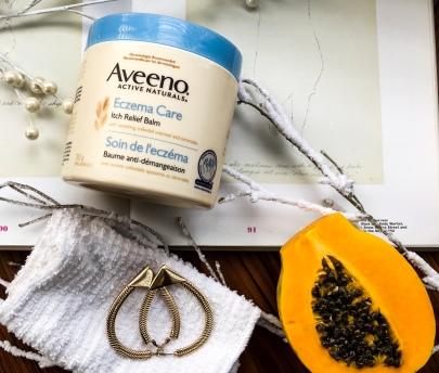 Aveeno,chick advisor, just natoya, active naturals, eczema, skin care, relief
