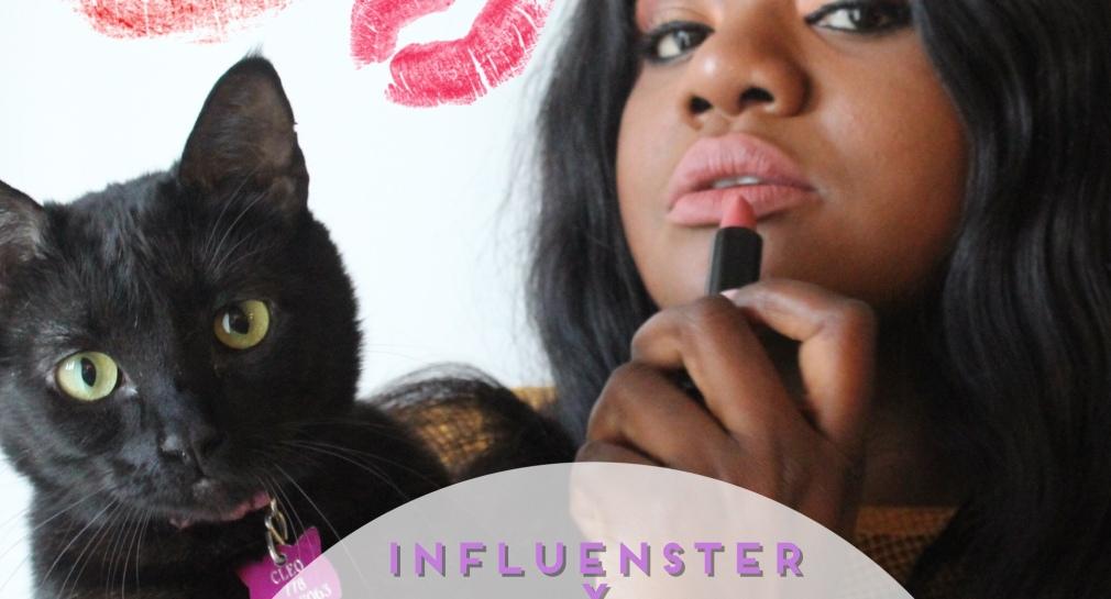 cat, black cat, lipstick, no animal testing, cruelty free, just Natoya