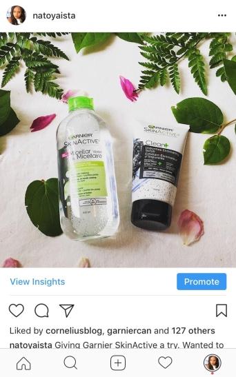 Garnier Skin Active