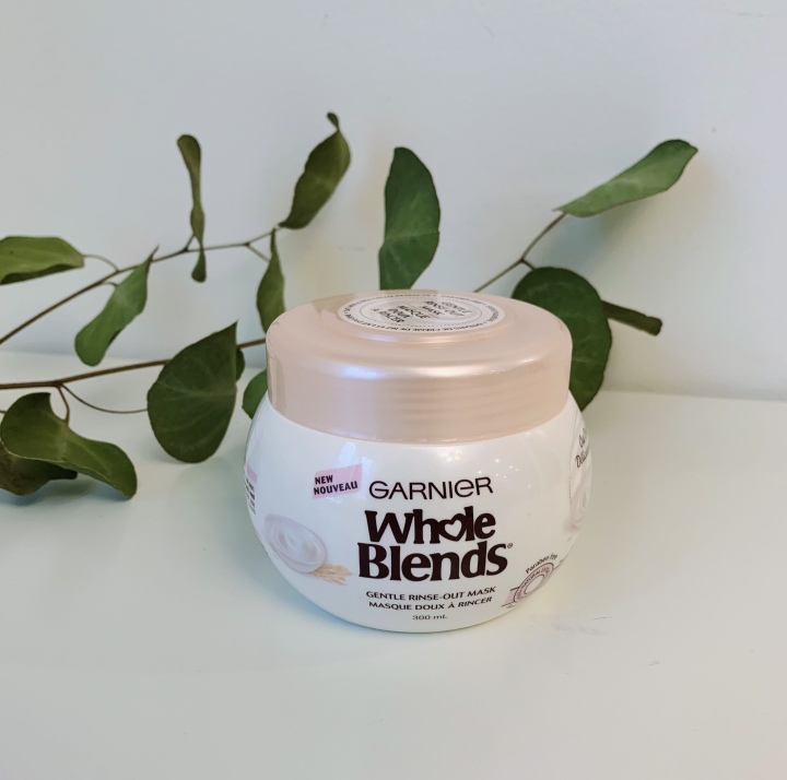 Garnier Whole Blends- Oat Milk Delicacy line