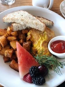 Breakfast, healthy food, healthy food, culinary, tofino food, tofino
