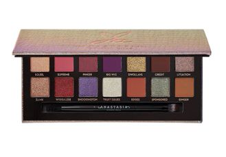 make up palette, eye shadow,pigmented shadows, natoyaista