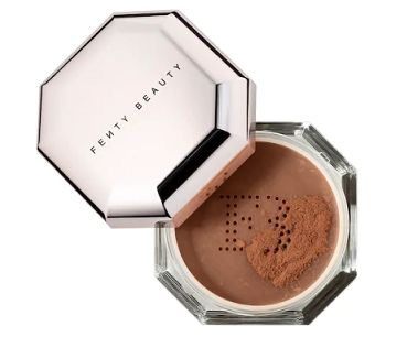 fenty beauty, setting powder, pro fltr,