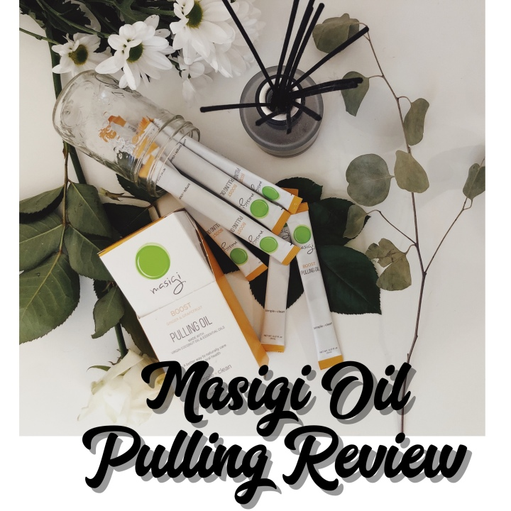 Masigi Oil Pulling Review