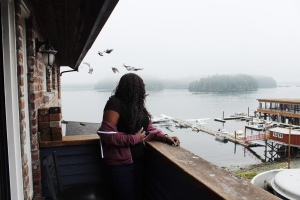 Inn at Tough City, Sushi Bar, Tofino, places to stay, accomodations