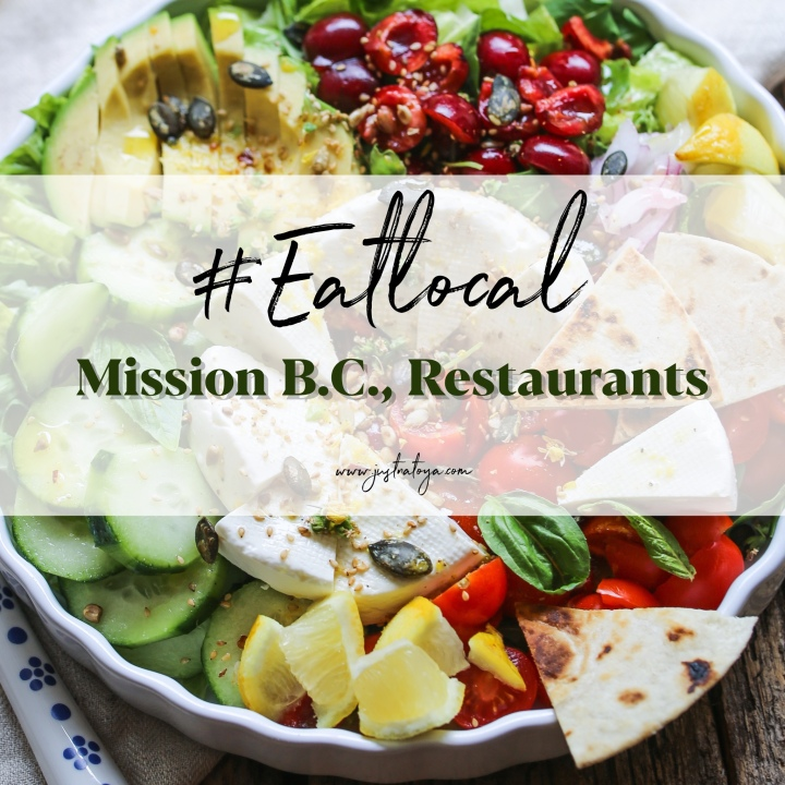 Eat Local –  Mission B.C. Restaurants
