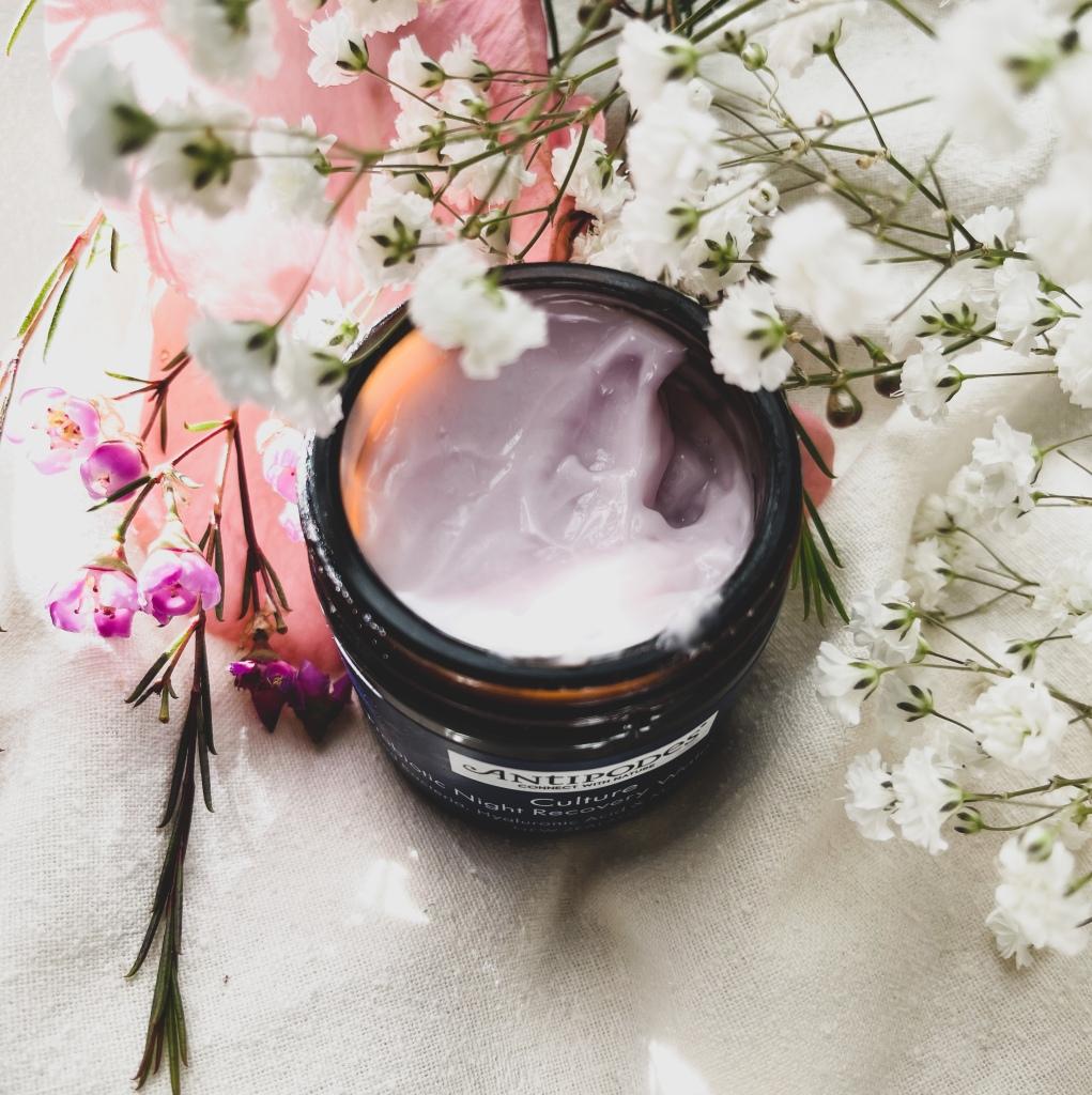 Antipodes Night recovery cream, justnatoya.com